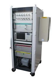 Chromatografy do monitoringu odorów i kontroli stacji dezodoryzacji - COMS automatyczny system monitorowania odorów firmy CHROMATOTEC