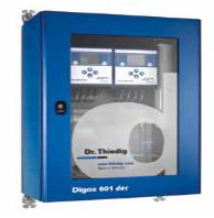 Digox 6.1 – pomiar tlenu rozpuszczonego