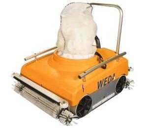Automatyczny odkurzacz basenowy W1000 GYRO  firmy WEDA