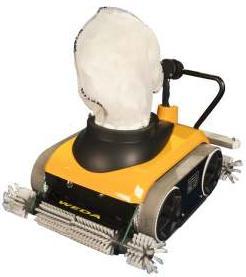 Automatyczny odkurzacz basenowy W50 firmy WEDA