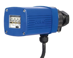D-LX 200 kopmaktowy monitor płomienia firmy Durag