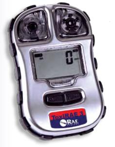 ToxiRAE 3 przenośny jednogazowy detektor firmy RAE Systems