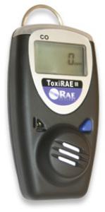 ToxiRAE II MODEL PGM-11xx przenośny jednogazowy detektor firmy RAE Systems