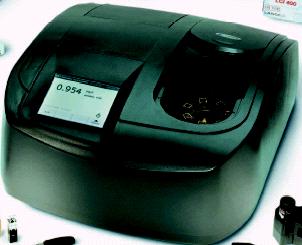 Spektrofotometr UV-VIS DR 6000 firmy HACH