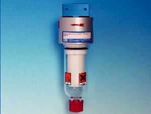 Filtr cząstek ciekłych CLF-T, CLF-SS wykonany ze specjalnych materiałów, do usuwania aerozoli z gazów