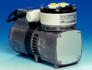 Pompa membranowa do zastosowań analitycznych, seria MP® Wersja MP47, MP47-Z, MP47../EX.