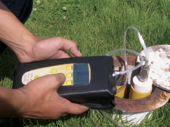 Przenośne analizatory gazów GFM 430/435 firmy Gas Data