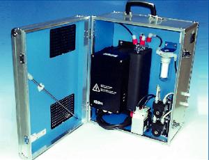 Przenośny system kondycjonowania gazów seria PSS® Wersja PSS-10/1 na natężenie przepływu gazu 480 Nl/h