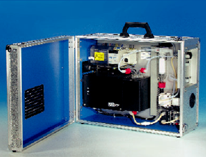 Przenośny system kondycjonowania gazów, seria PSS® Wersja PSS-5 na natężenie przepływu 150 Nl/godz. Wersja PSS-5/3 na natężenie przepływu 350 Nl/godz.