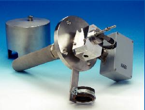 Sonda gazowa, seria SP® Wersja z wewnętrznym filtrem procesowym SP10, SP10-H