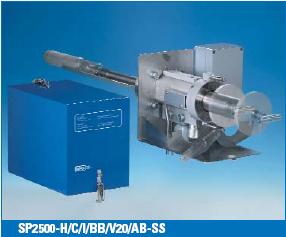 Elektrycznie ogrzewana sonda gazowa seria SP® Wersja SP2500, SP2500-H/C/I/BB oraz SP2500-H/C/I/BB/F