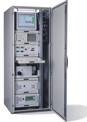 Stacjonarny system monitoringu emisji zgodny z metodykami referencyjnymi