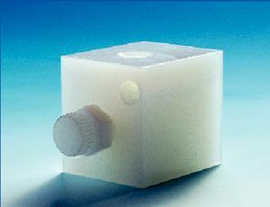 Zawór iglicowy, seria RV 11- ..z blokadą oraz funkcją dokładnej regulacji