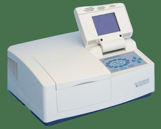 Spektrofotometr UV-VIS T70 i T70+ firmy PG Instruments