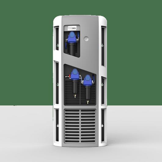 Generatory azotu serii Whisper firmy VICI DBS
