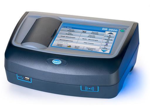 Spektrofotometr DR3900 (VIS) firmy Hach