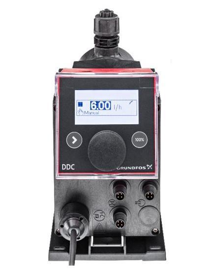 Cyfrowa membranowa pompa dozująca DDC – SMART DIGITAL