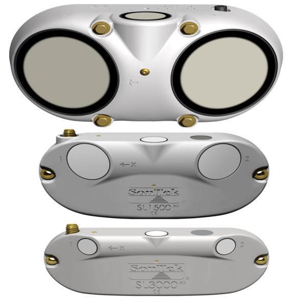 Przepływomierze profilujące serii SL firmy Sontek/YSI