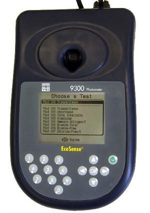 Fotometry EcoSense 9300 i 9500 firmy YSI