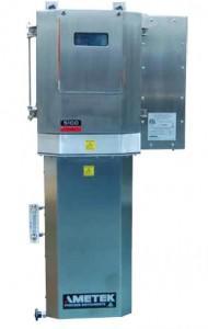 Analizator gazów Model 5100 ‒ do pomiaru wilgotności w gazie ziemnym i tłach nieabsorbujących