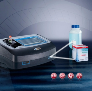 Spektrofotometr vis  DR 3900 firmy HACH