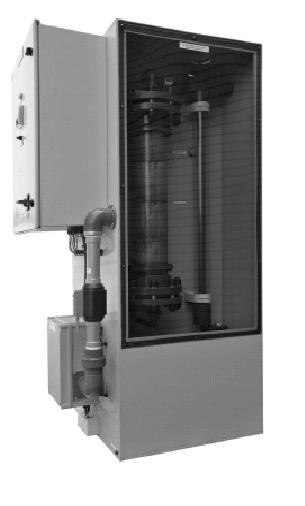 Elektrolityczny System chlorowania  wody SELCOPERM