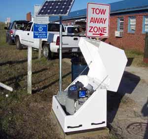 Osłony pogodowe automatów do poboru prób oraz stacji monitoringu firmy TELEDYNE ISCO