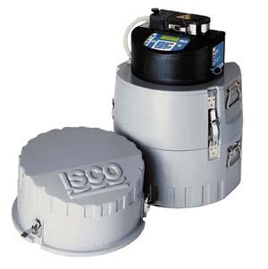 Przenośne automaty do poboru prób ścieków i wód powierzchniowych GLS / 3700 / 6712 firmy TELEDYNE ISCO