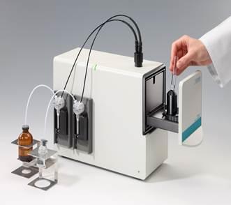 Luminometr SYRIUS firmy Berthold Detection Systems