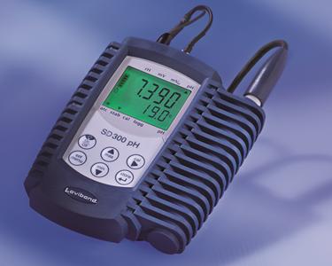 ph-metr przenośny SD 300 pH firmy Lovibond Tintometer