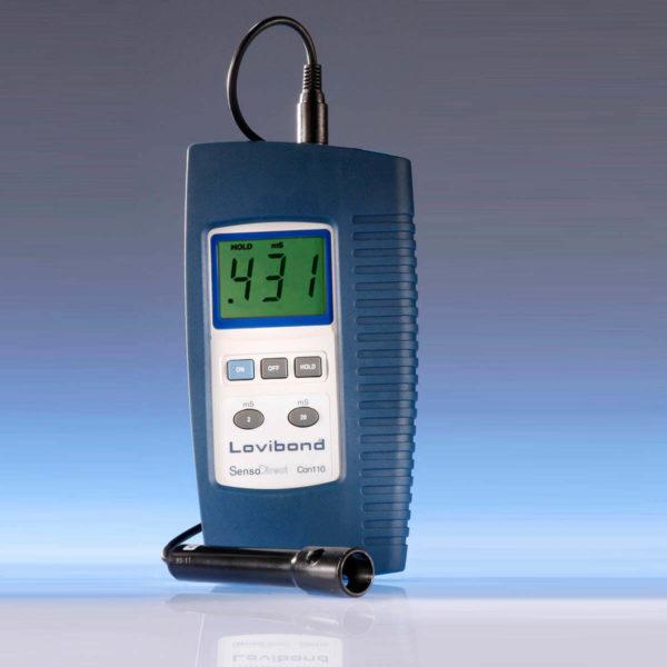 Przenośny konduktometr SensoDirect Con110 firmy Lovibond Tintometer