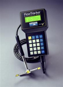 Miernik hydroakustyczny do pomiaru prędkości punktowej ADV FlowTracker