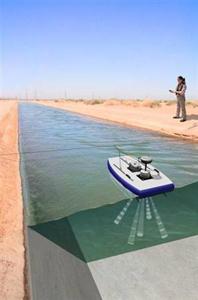 Przepływomierz profilujący do koryt naturalnych typu ADCP RiverSurveyor M9 firmy SONTEK / YSI