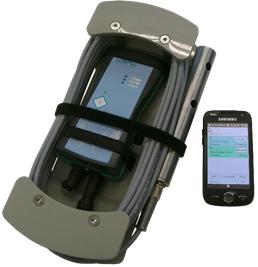 Pomiar natężenia przepływu metodą chemiczną TQ - Tracer  firmy SOMMER