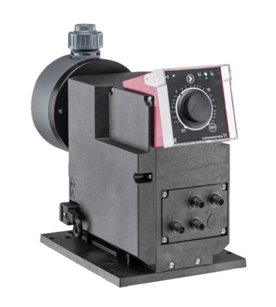 Cyfrowa membranowa pompa dozująca DDE XL – SMART DIGITAL
