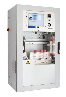 QuickCODultra – bezodczynnikowy analizator dla lekkich, jak również najbardziej trudnych ścieków. Metoda utleniania w 1200°C