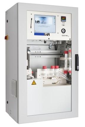 QuickTOC ultra – Analizator Węgla Organicznego (OWO)