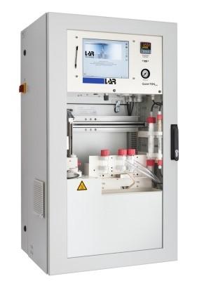 QuickTONultra – precyzyjna analiza online związków azotu. Dla wszystkich rodzajów wody.