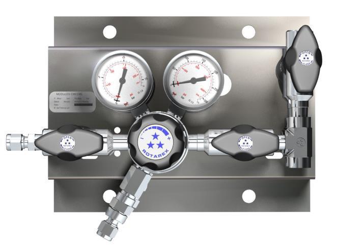 Pojedynczy panel zasilania CM 280-CM380 Wersja 3