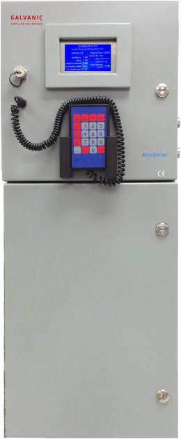 AccuSeries - analizator procesowy do wody, ścieków i cieczy technologicznych