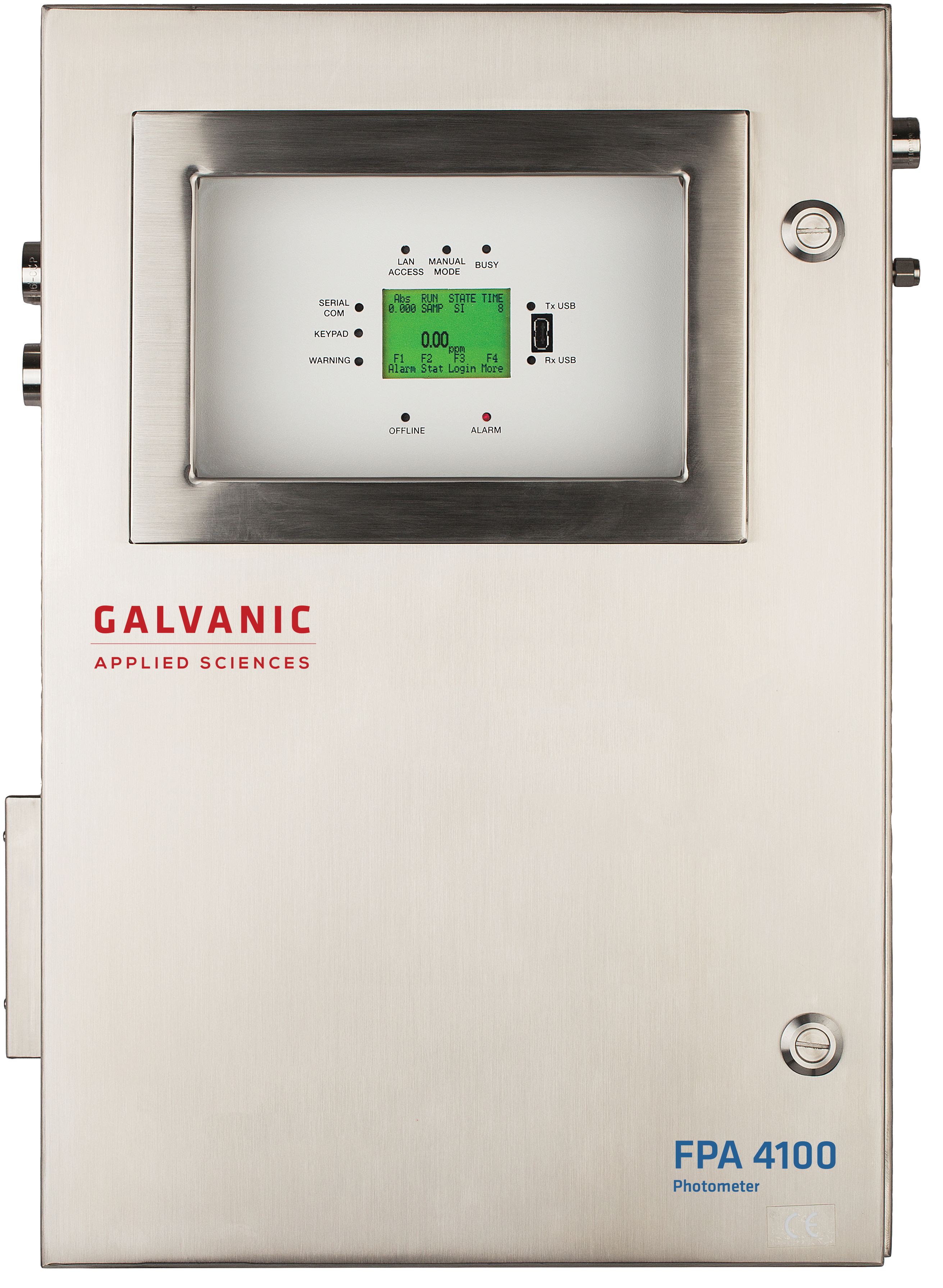 FPA 4100 firmy Galvanic