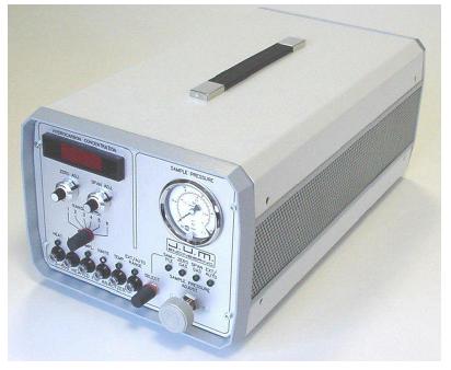 MODEL 3-900 przenośny analizator lotnych związków organicznych firmy J.U.M.