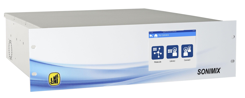 SONIMIX 7100 LN Industries – mieszalnik gazów z kontrolerem przepływu masowego
