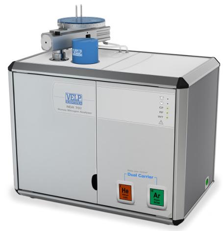 Analizator azotu metodą Dumasa NDA 702 Dual Carrier Gas firmy Velp