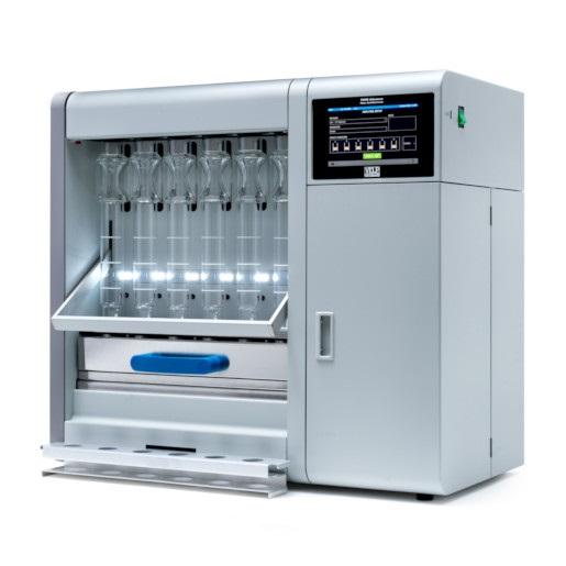 Automatyczny analizator włókien FIWE Advanced firmy Velp