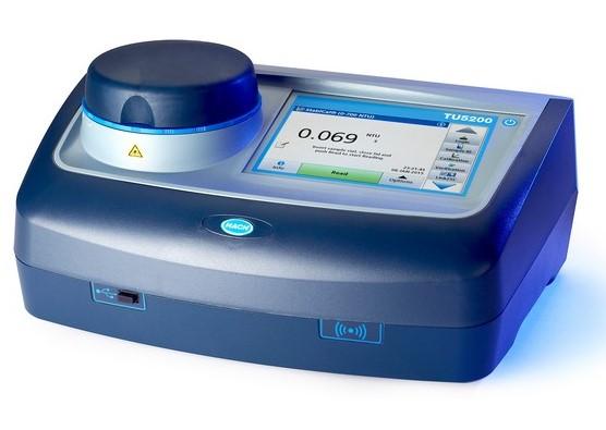 Laserowe mętnościomierze stacjonarne serii TU5 firmy Hach