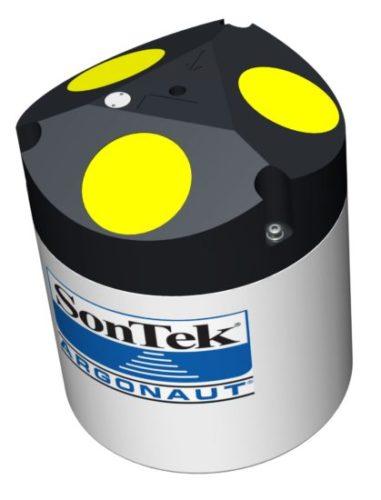 Przepływomierz profilujący Argonaut-XR firmy Sontek