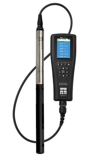 Cyfrowy miernik jakości wody ProSwap firmy YSI