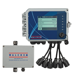 WALCHEM W600 | Sterownik do procesów miedziowania / niklowania