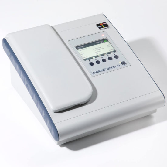 Spektrofotometr do pomiaru barwy Model Fx firmy Lovibond Tintometer